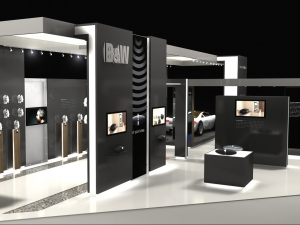 The importance of great design at exhibition stands