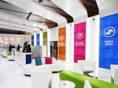 How to design an eye-catching exhibition stand